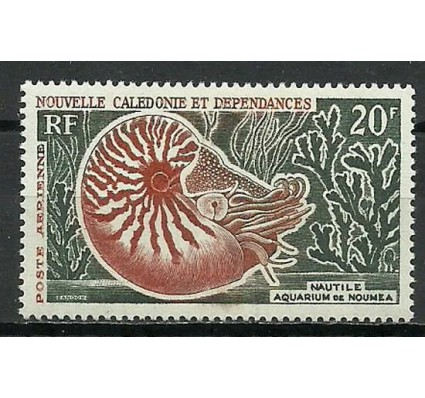Znaczek Nowa Kaledonia 1962 Mi 383 Czyste **
