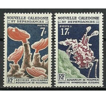 Znaczek Nowa Kaledonia 1964 Mi 402+404 Czyste **