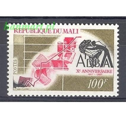 Znaczek Mali 1968 Mi 169 Czyste **