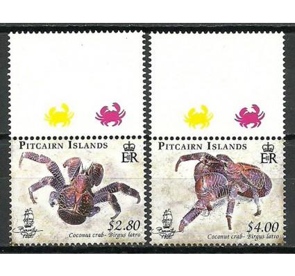 Znaczek Pitcairn 2009 Mi 772-773 Czyste **
