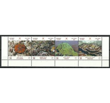 Znaczek Oman 2004 Mi 594-597 Czyste **