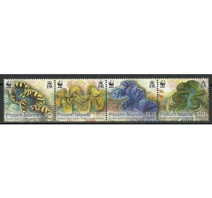 Znaczek Pitcairn 2012 Mi 865-868 Czyste **