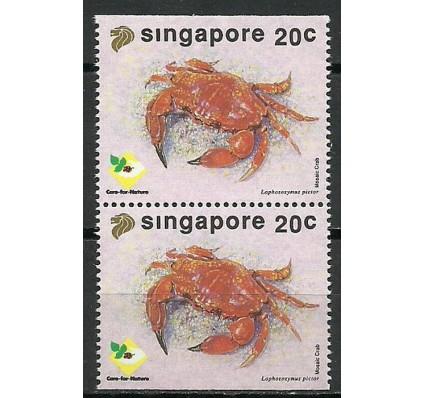 Znaczek Singapur 1992 Mi 668D Czyste **