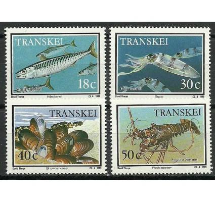 Znaczek Transkei 1989 Mi 238-241 Czyste **