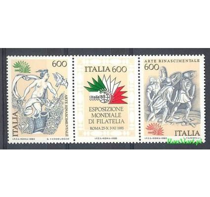 Znaczek Włochy 1985 Mi 1907-1909 Czyste **
