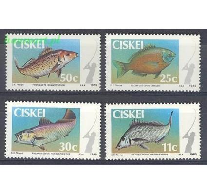 Znaczek Ciskei 1985 Mi 70-73 Czyste **