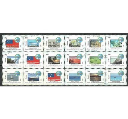 Znaczek Samoa 2014 Mi 1163-1178 Czyste **