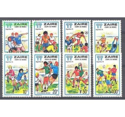 Znaczek Kongo Kinszasa / Zair 1978 Mi 558-565 Czyste **