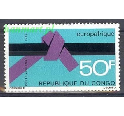 Kongo 1969 Mi 181 Czyste **