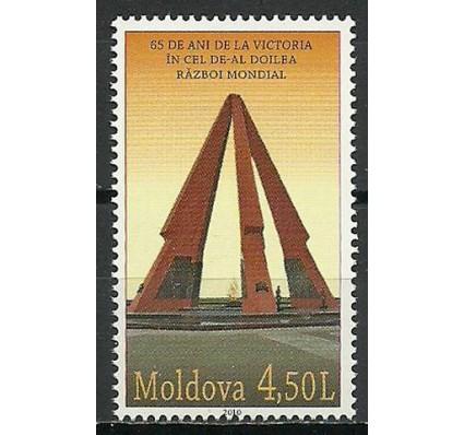 Znaczek Mołdawia 2010 Mi 705 Czyste **
