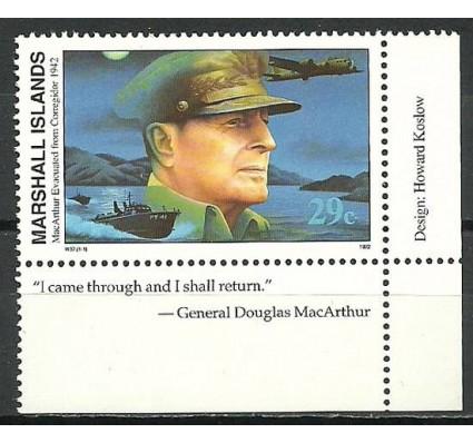 Znaczek Wyspy Marshalla 1992 Mi 405 Czyste **