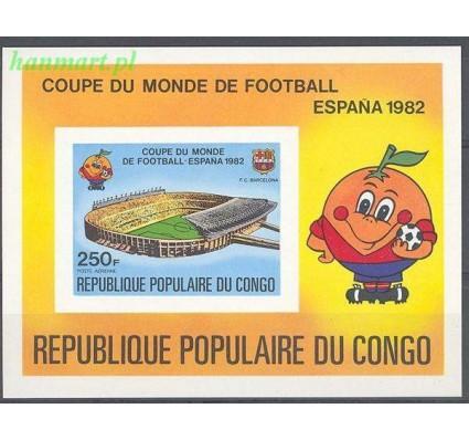 Kongo 1980 Mi bl 23B Czyste **