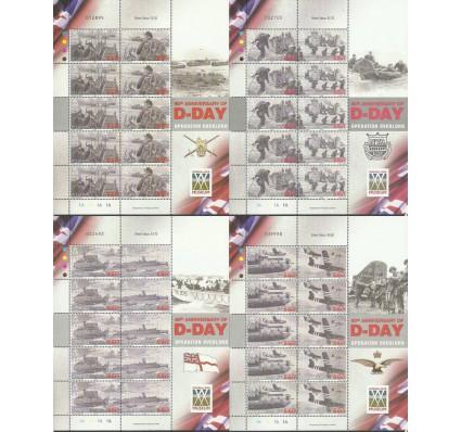 Znaczek Wyspa Man 2004 Mi ark 1114-1121I Czyste **