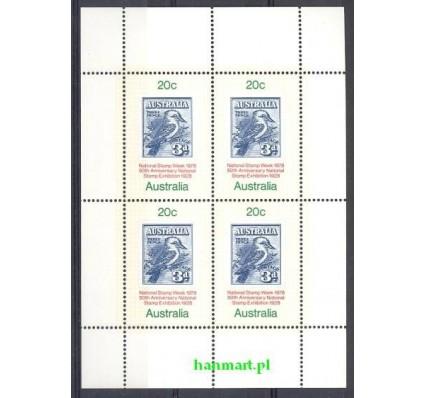 Australia 1978 Mi bl 4 Czyste **