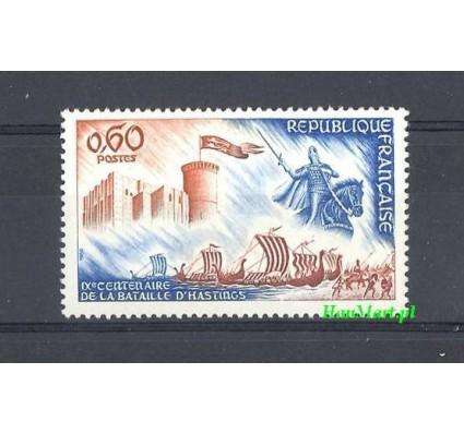 Znaczek Francja 1966 Mi 1549 Czyste **
