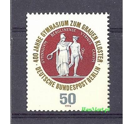 Znaczek Berlin Niemcy 1974 Mi 472 Czyste **