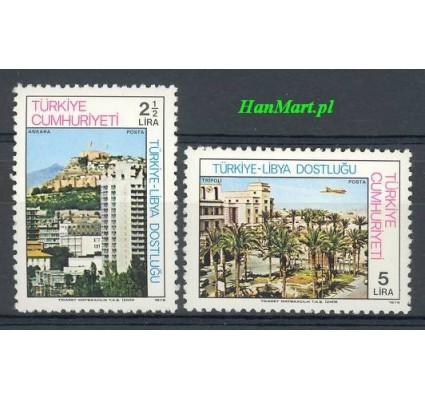 Znaczek Turcja 1978 Mi 2461-2462 Czyste **