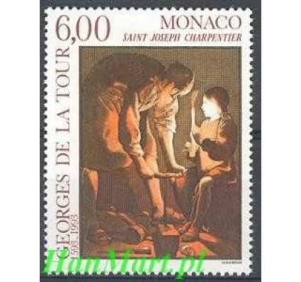 Znaczek Monako 1993 Mi 2153 Czyste **