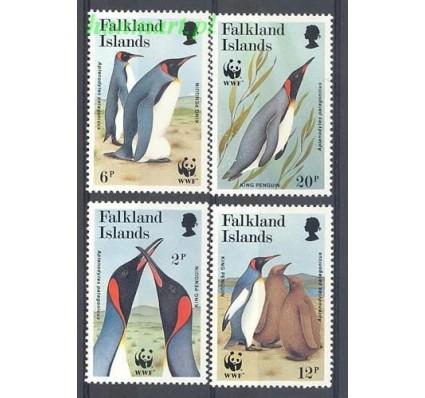 Znaczek Falklandy 1991 Mi 538-541 Czyste **