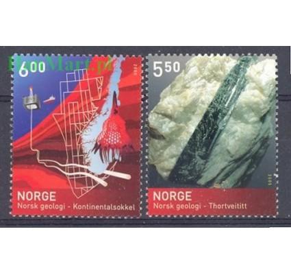 Znaczek Norwegia 2005 Mi 1552-1553 Czyste **