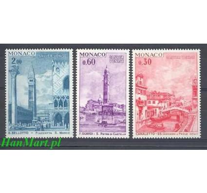 Znaczek Monako 1972 Mi 1042-1044 Czyste **