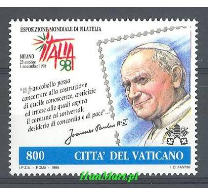 Znaczek Watykan 1998 Mi 1256 Czyste **