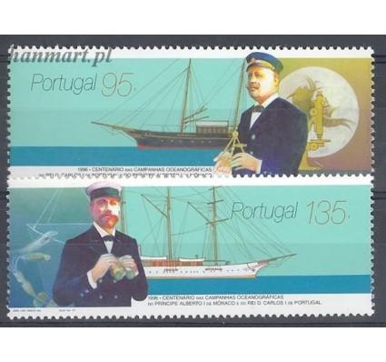 Znaczek Portugalia 1996 Mi 2110-2111 Czyste **