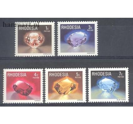 Znaczek Rodezja 1978 Mi 206-210 Czyste **