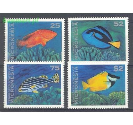 Znaczek Mikronezja 1994 Mi 376-379 Czyste **