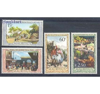 Znaczek Mauritius 1975 Mi 403-406 Czyste **