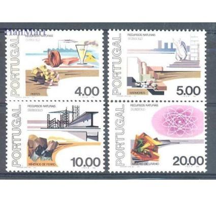 Znaczek Portugalia 1977 Mi 1370-1373 Czyste **