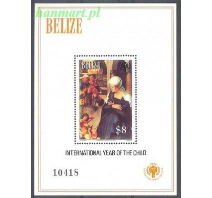 Znaczek Belize 1980 Mi bl 24 Czyste **