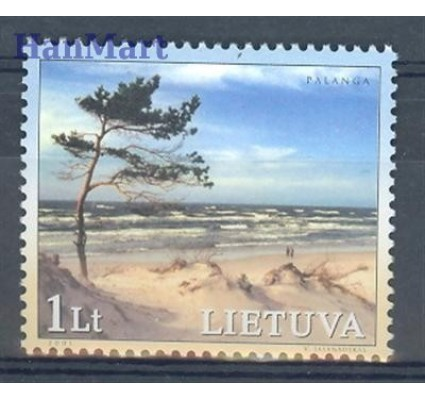 Znaczek Litwa 2001 Mi 766 Czyste **
