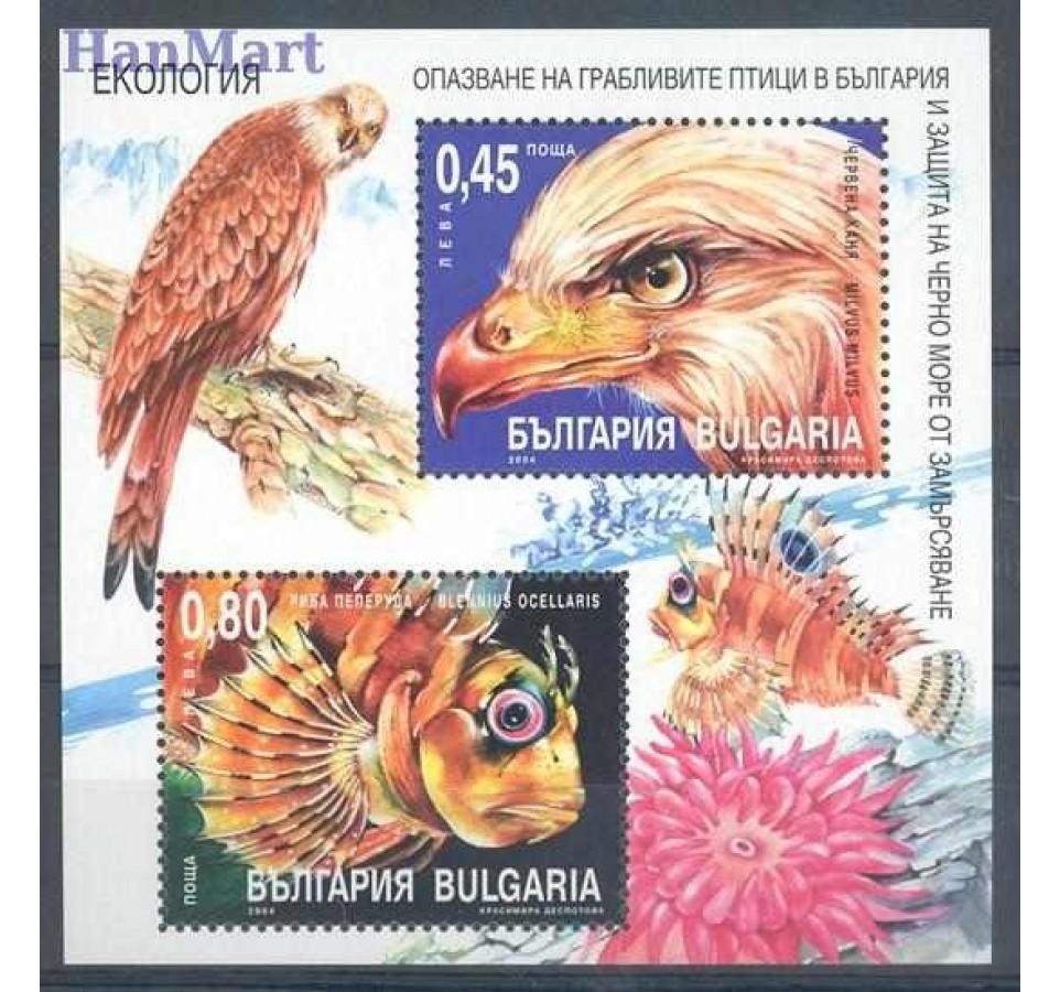 Bułgaria 2004 Mi bl 267 Czyste **