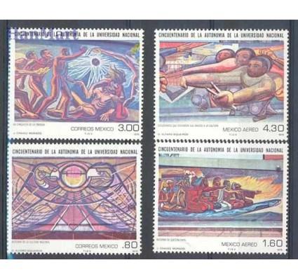 Znaczek Meksyk 1979 Mi 1632-1635 Czyste **