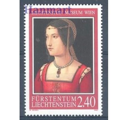Znaczek Liechtenstein 2007 Mi 1437 Czyste **