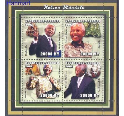 Znaczek Mozambik 2002 Mi 2504-2507 Czyste **