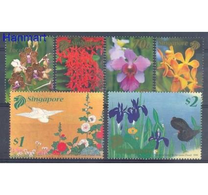 Znaczek Singapur 2006 Mi 1620-1625 Czyste **