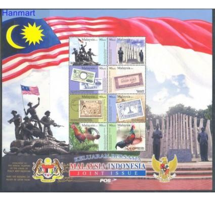 Znaczek Malezja 2011 Mi 1885-1892 Czyste **