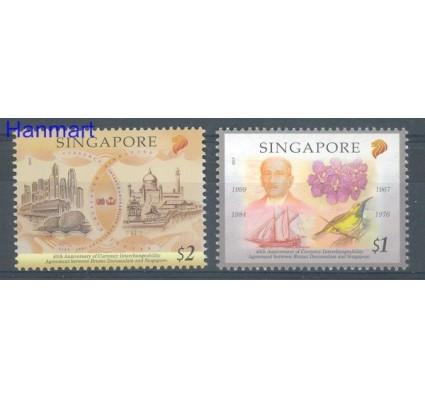 Znaczek Singapur 2012 Mi 2129-2130 Czyste **