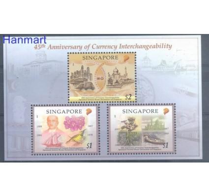 Znaczek Singapur 2012 Mi bl 186 Czyste **