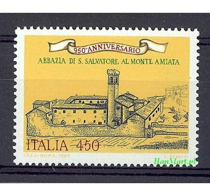 Włochy 1985 Mi 1936 Czyste **