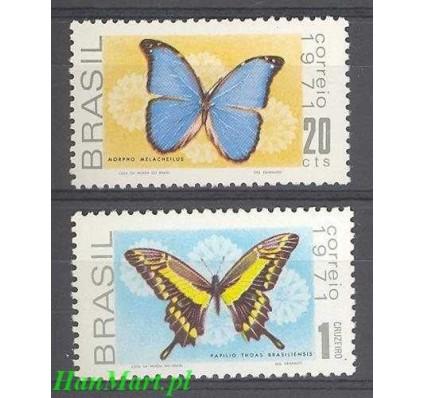 Brazylia 1971 Mi 1279-1280 Czyste **