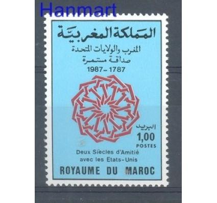 Znaczek Maroko 1987 Mi 1121 Czyste **