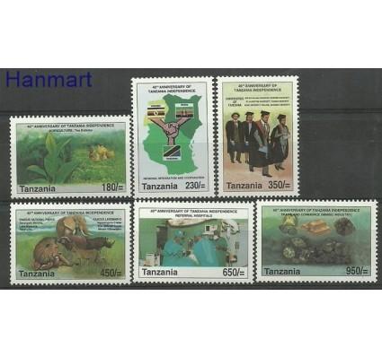 Znaczek Tanzania 2001 Mi 4051-4056 Czyste **