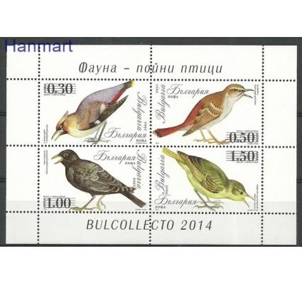 Znaczek Bułgaria 2014 Mi bl 395 Czyste **