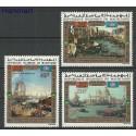 Mauretania 1972 Mi 431-433 Czyste **
