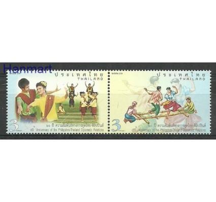 Znaczek Tajlandia 2009 Mi 2813-2814 Czyste **
