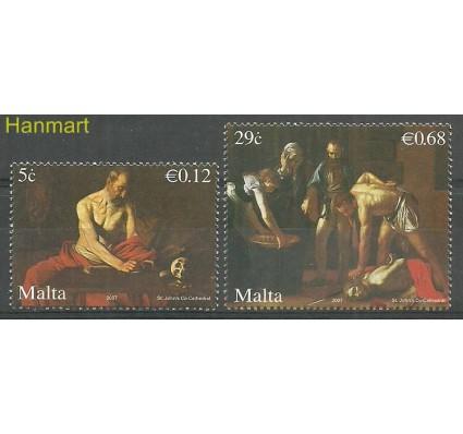 Znaczek Malta 2007 Mi 1523-1524 Czyste **
