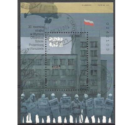 Znaczek Polska 2011 Mi bl 202 Fi bl 232 Stemplowane